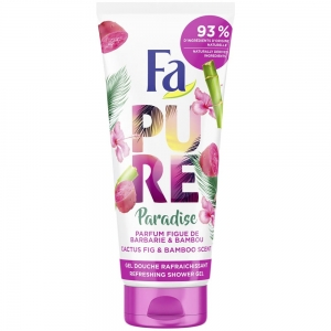 Pure Paradise Shower Gel żel pod prysznic Cactus Fig & Bamboo 200ml