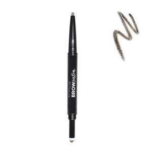 Brow Satin Duo Pencil kredka do brwi Dark Brown 0.35g
