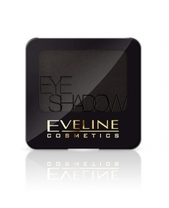 Eye Shadow cień do powiek 28 Matt Black 3g