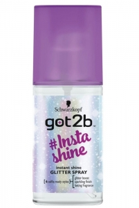 #Insta-shine Glitter Spray brokatowy spray do włosów 75ml