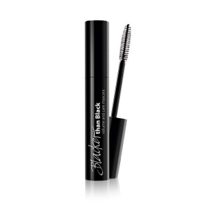 Blacker Than Black Volume & Care Mascara pogrubiająco-wydłużający tusz do rzęs Black 13ml