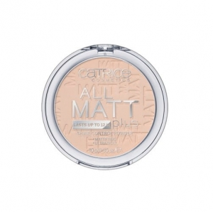All Matt Plus Powder puder matujący 010 Transparent 10g