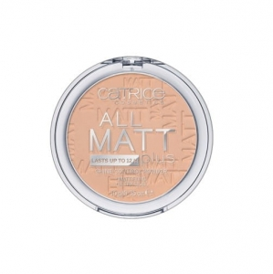 All Matt Plus Powder puder matujący 025 Sand Beige 10g