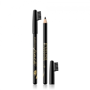 Eyebrow Pencil kredka do brwi Czarny 1szt
