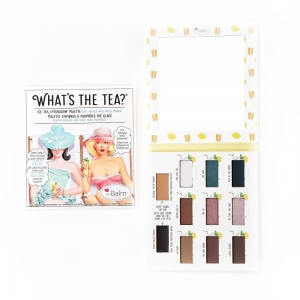 What's The Tea? Eyeshadow Palette paleta cieni do powiek Ice Tea