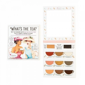 What's The Tea? Eyeshadow Palette paleta cieni do powiek Hot Tea