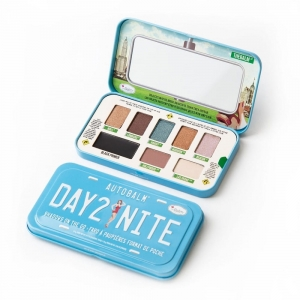 Autobalm Day 23 Nite Shadows On the Go paleta cieni do powiek