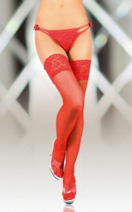 Stockings 5508 red