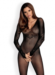 BODYSTOCKING N120 - body z rajstopami