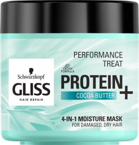 Performance Treat 4-in-1 Moisture Mask maska nawilżająca do włosów Protein + Cocoa Butter 400ml
