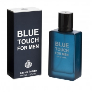 Blue Touch For Men woda toaletowa spray 100ml
