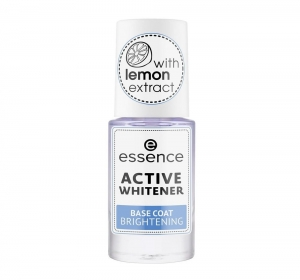 Active Whitener Base Coat Brightening wybielająca baza do paznokci 8ml