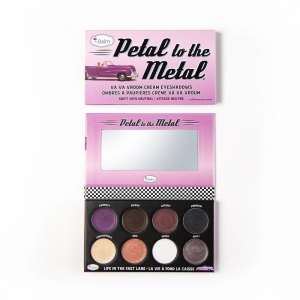 Petal To The Metal Va Va Vroom Cream Eyeshadow Palette paleta cieni do powiek Shift Into Neutral 10.5g