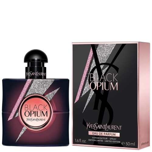 Black Opium Storm Illusion woda perfumowana spray 50ml