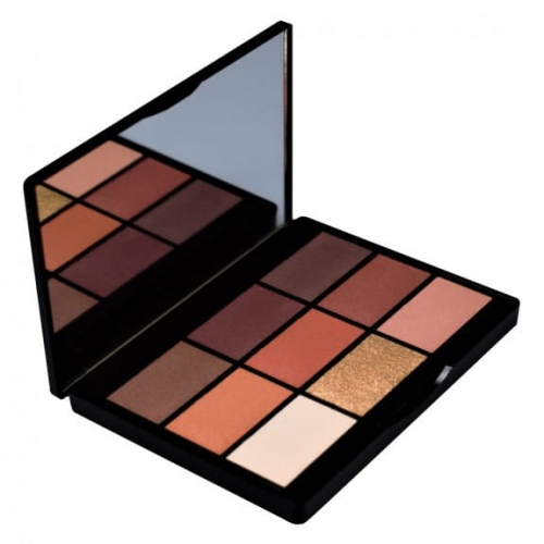 Shadow Collection Eyeshadow Palette paleta cieni do powiek 006 To Rock Down Under 12g
