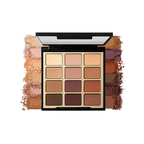 Eyeshadow Palette paleta cieni do powiek Most Loved Mattes 12g