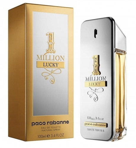1 Million Lucky woda toaletowa spray 100ml