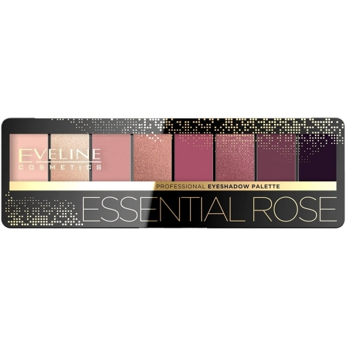Professional Eyeshadow Palette paleta cieni do powiek 05 Essential Rose 9.6g