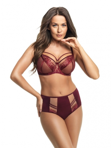 BRAZYLIANY PARADISE K498 BORDO